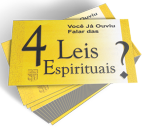 AS 4 LEIS ESPIRITUAIS