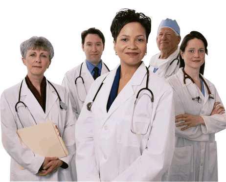 Alojamento para médicos